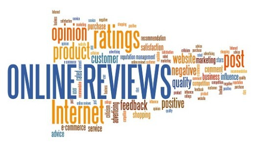 online reviews information